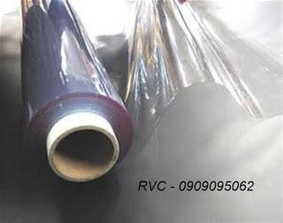 Công Ty TNHH RVC Bán Màng Nhựa PVC Dẻo Gía Rẻ