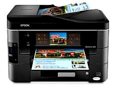 Epson WorkForce 840 Printer Driver Download