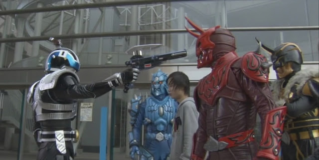 Kamen Rider Cho Den-O Trilogy 03 Episode YELLOW Sub Indo Film 1