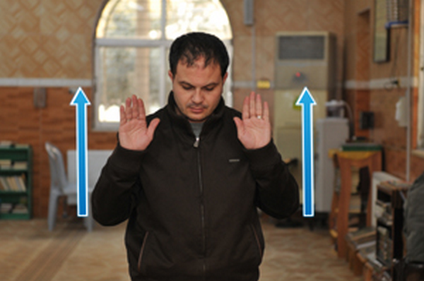 كيف تصلي بالتفسير المبسط وبالصور الواضحة Comment prier avec une interprétation simple et des images claires