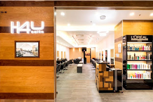 "Quote ""LUXURY HAVEN"" to get 30% off all Hair Services at H4U Salon, #04-16 The Centrepoint!"