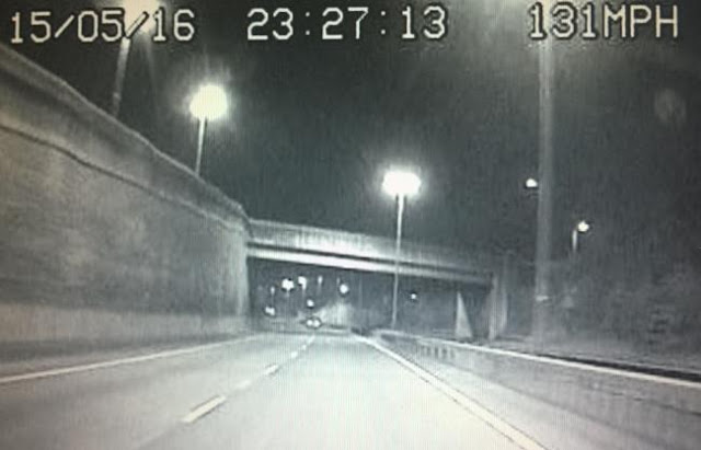 Uninsured driver banned for two years for speeding at 130mph on Bingley bypass