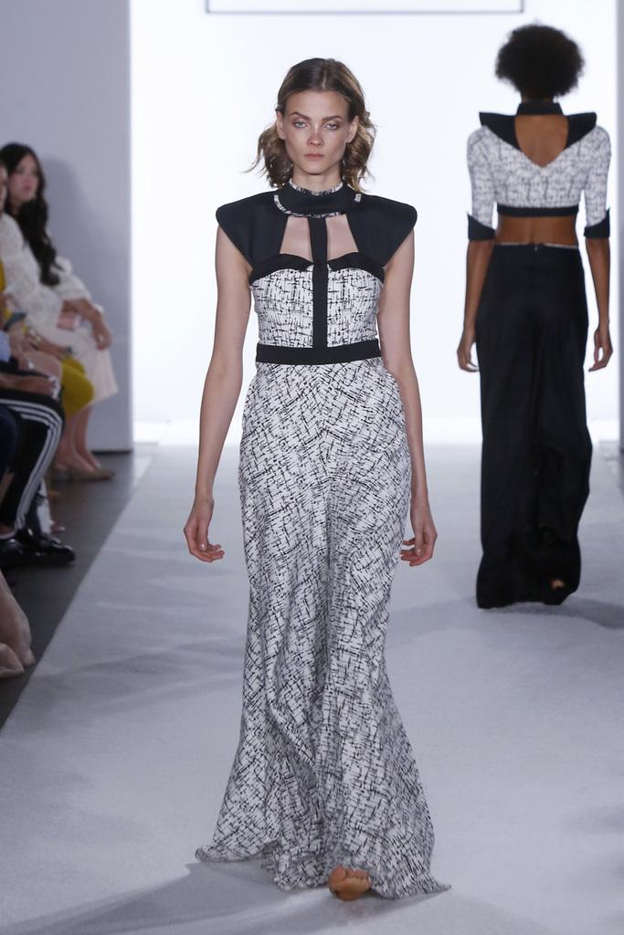 NYFW | Spring/Summer 2018 Cindy Monteiro by Mari Estilo