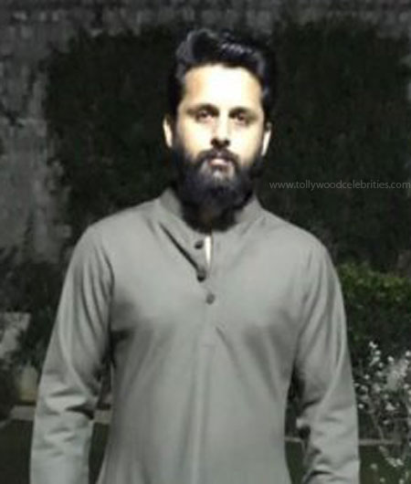 Nithiin New Look For Pawan Kalyan's Movie