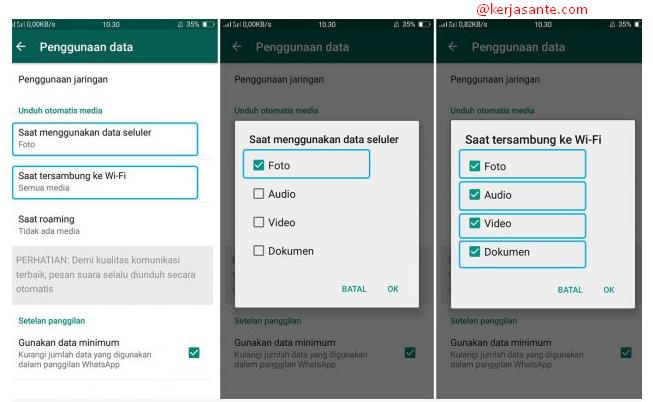 Cara Agar Foto Whatsapp Tidak Tersimpan Otomatis Pada Galeri