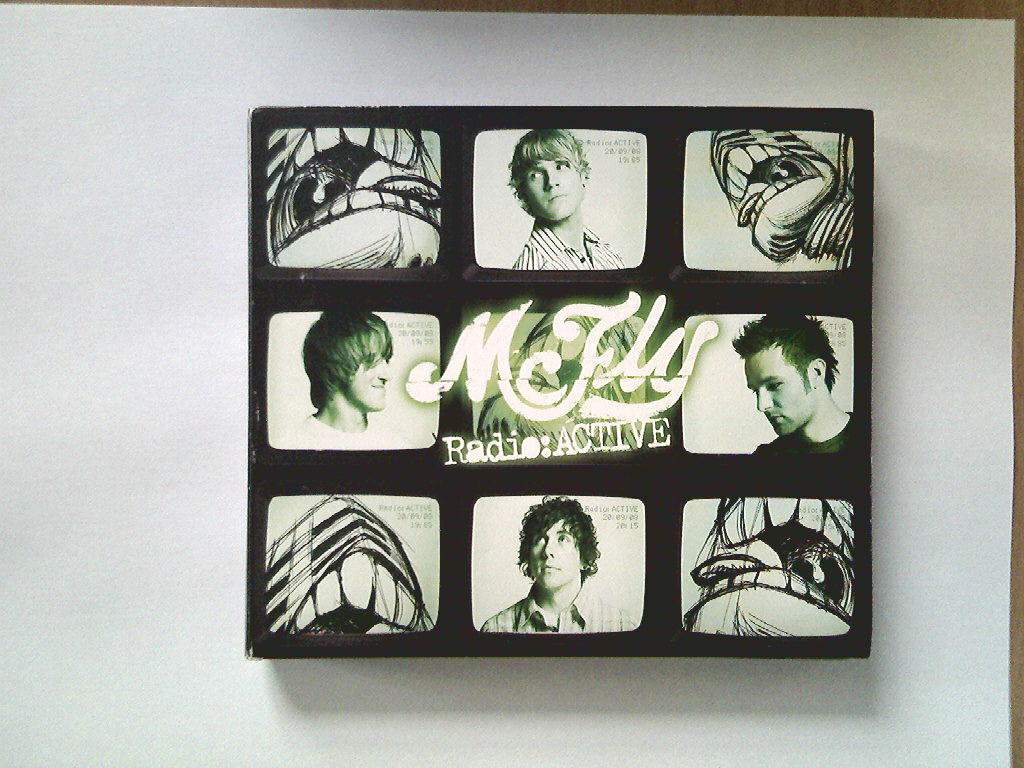 cd mcfly radioactive