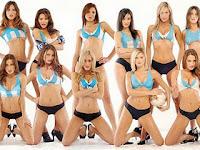 Foto Pemain Sepakbola Wanita Seksi
