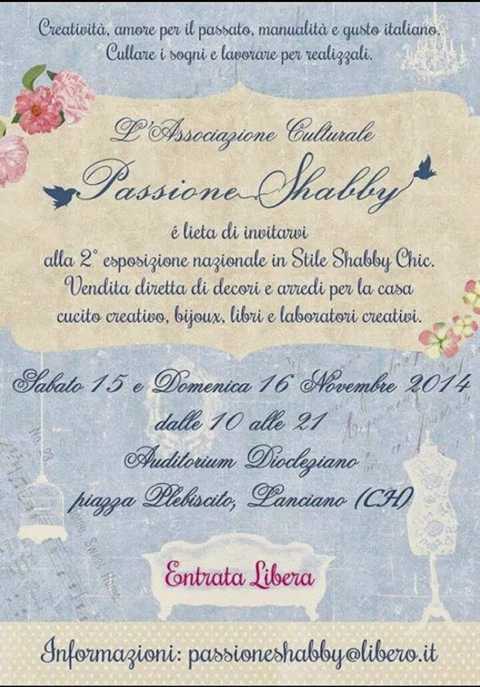 ... a PASSIONE SHABBY