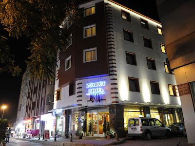 zumrut-hotel-kadikoy-istanbul-address-map