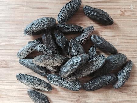 Macération huileuse de fèves de tonka