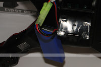 JJRC H25 Quadcopter Transmitter - Battery connector