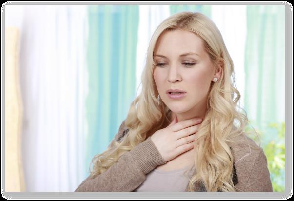 Respiratie grea (dispneea). Informatii despre dispneea laringiana, pulmonara si cardiaca