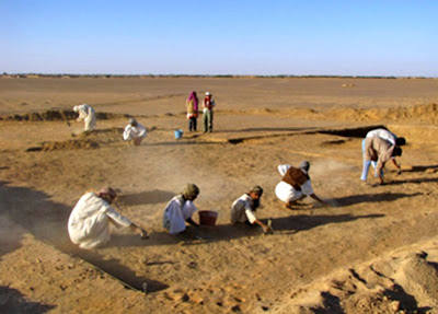 Middle Palaeolithic discoveries in Sudan