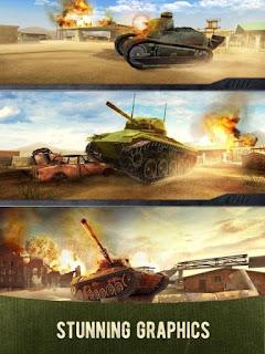 Game Shooter Tank War Machines v1.7.9 Mod Apk