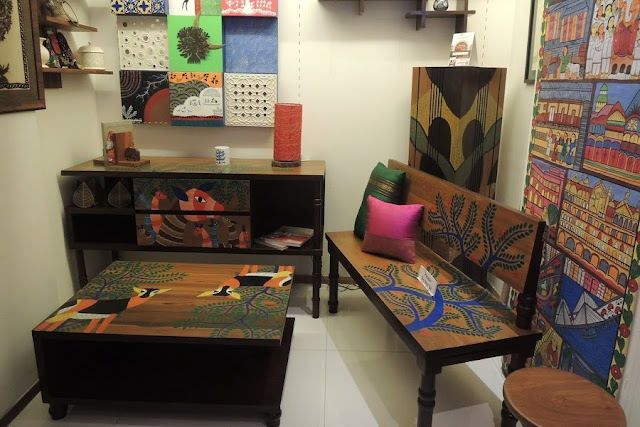 Shop For Indian Art At Baaya Design