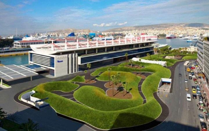 Πράσινο φως για τρία ξενοδοχεία της Cosco στο λιμάνι του Πειραιά από το ΥΠΠΟ