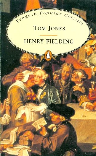 Sharing Classic Literature FIELDING Tom  The History of Tom Jones