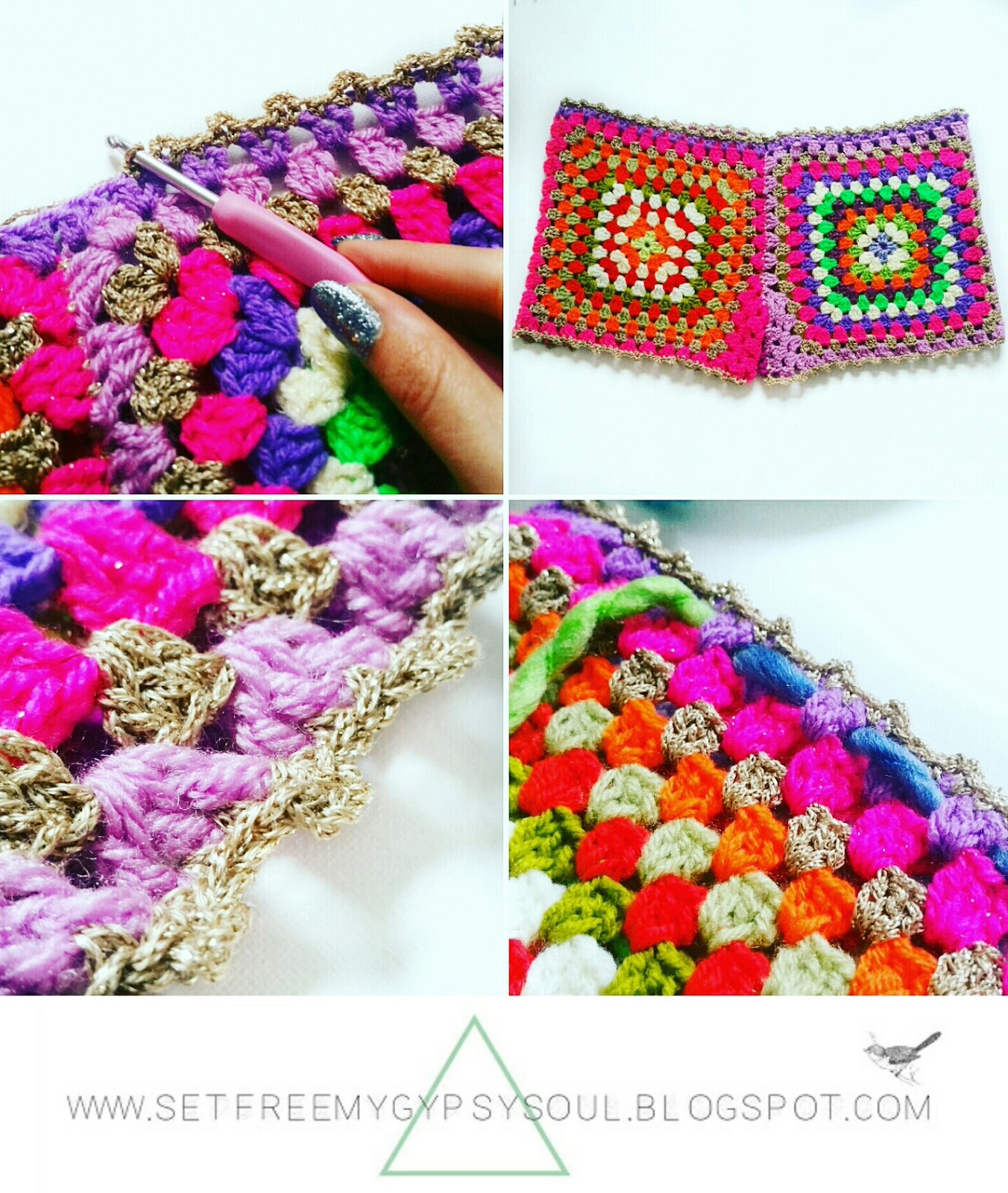 Set Free My Gypsy Soul a Crochet Craft blog : Granny ...