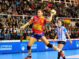 Argentina - España Balonmano femenino