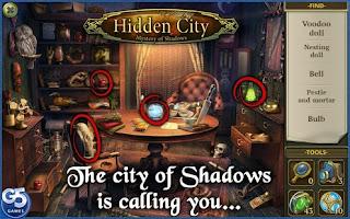 Hidden City Mod APK