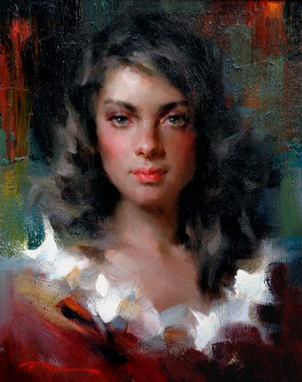 Chinese Figurative Painter | Stephen Pan 1963