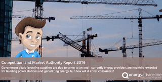 Competition and Market Authority Report 2016
