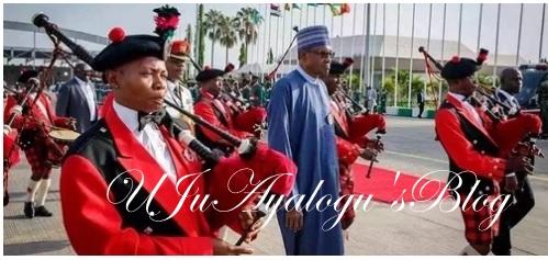 President Muhammadu Buhari Returns To Abuja