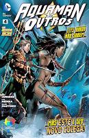 Aquaman e os Outros #4