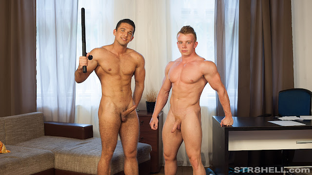 Str8hell - Leo & Petr RAW - Airport Security