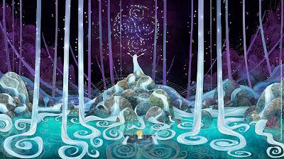 Le Chant de la Mer légende