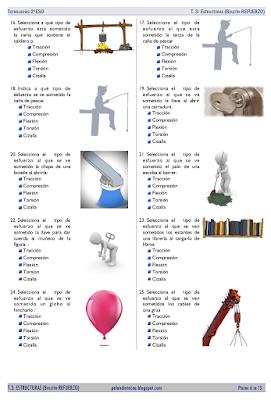 Ejercicios de refuerzo: Estructuras