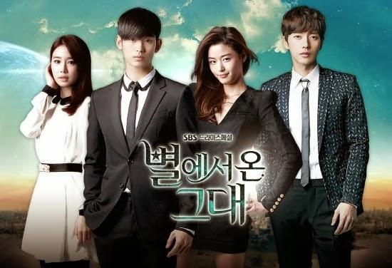 Outside Seoul: Drama Review: My Love from Another Star (2013)