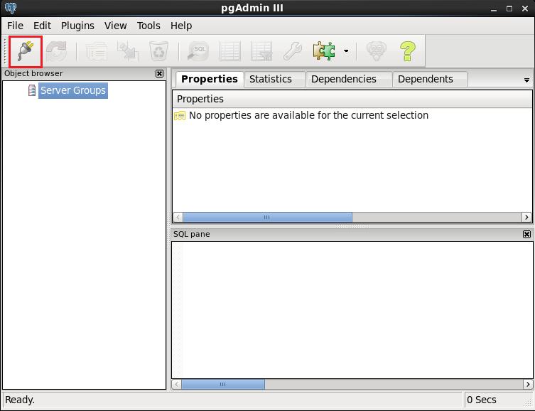 浮雲雅築: [研究] PostgreSQL 9.2(yum) + PgAdminIII v1.16.0(yum) 安裝 (CentOS 6.5 x64)