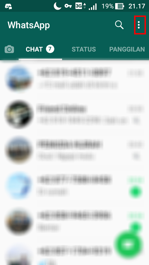 Cara Mengganti Wallpaper/Tema Chat Di WhatsApp Dengan Mudah