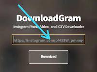 Cara Menyimpan Video Dari Instagram Tanpa aplikasi termudah