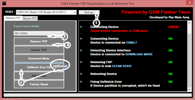 GSM Flasher FRP Tool Premium Free download – GSMHostingVIP
