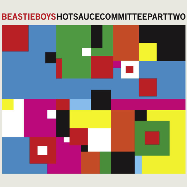 Beastie Boys - Hot Sauce Committee Part Two Cover