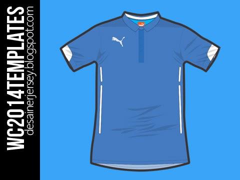 5b74b363b desainerjersey  FIFA World Cup 2014 Templates