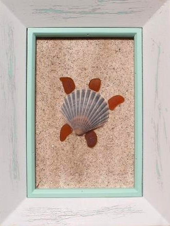 beach glass craft ideas sea glass 10 creative diy ideas coastal decor ideas 3428