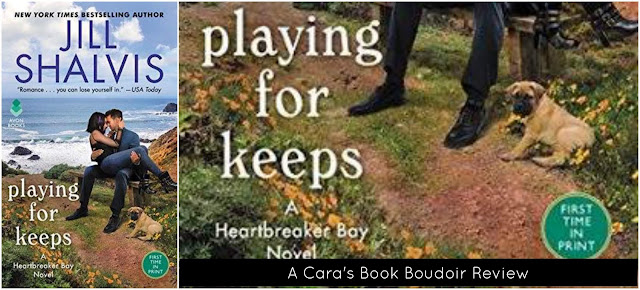 Playing for Keeps by Jill Shalvis Review
