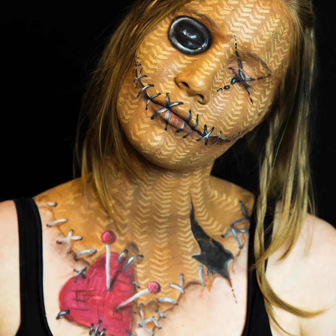 13-Patch-Doll-Kim-Witte-Face-and-Body-Painting-Makeup-Transformations-www-designstack-co