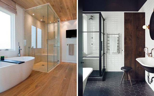Modelos de duchas modernas for Decoracion duchas