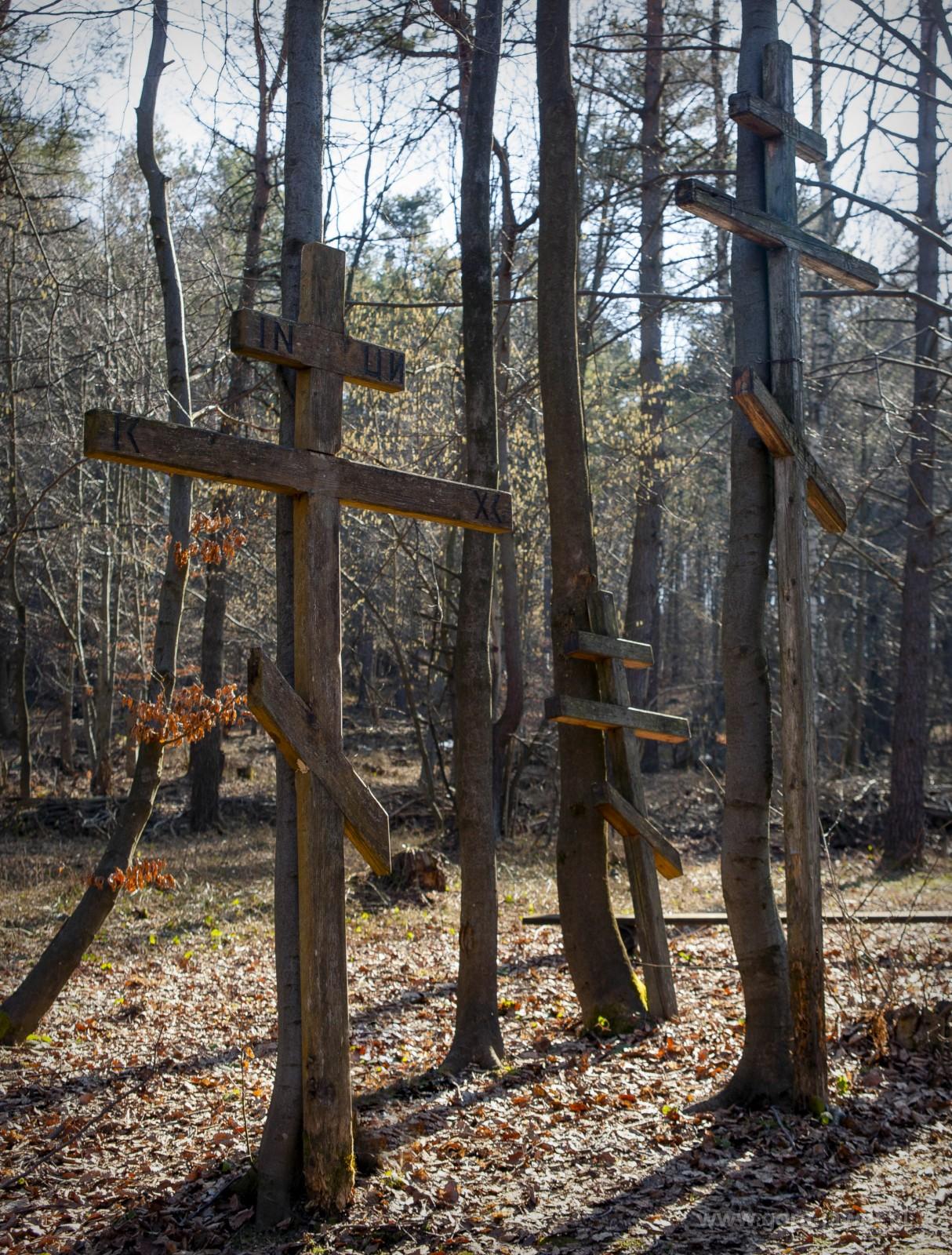 Krzyż na Górze Jawor