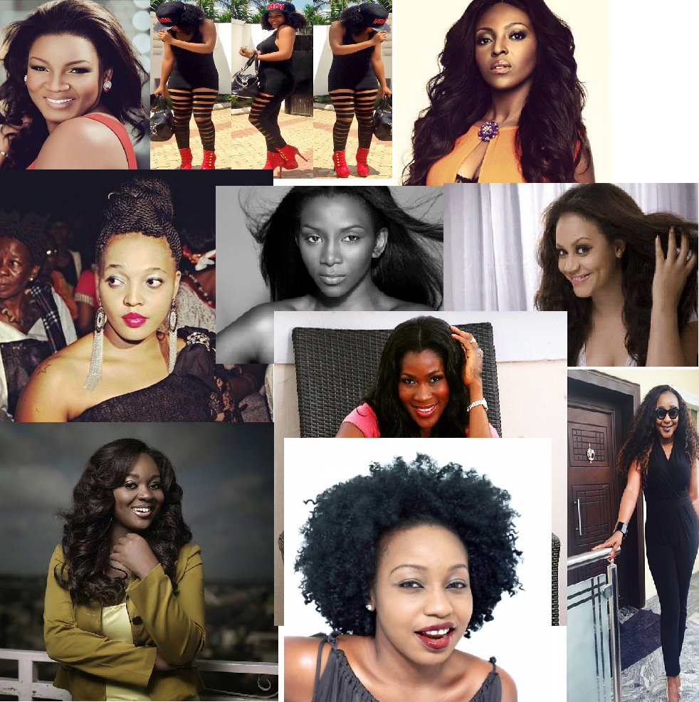 Most beautiful African actresses 2015 www.scarletnews.com