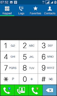 samsung s deuos2 phone dailer