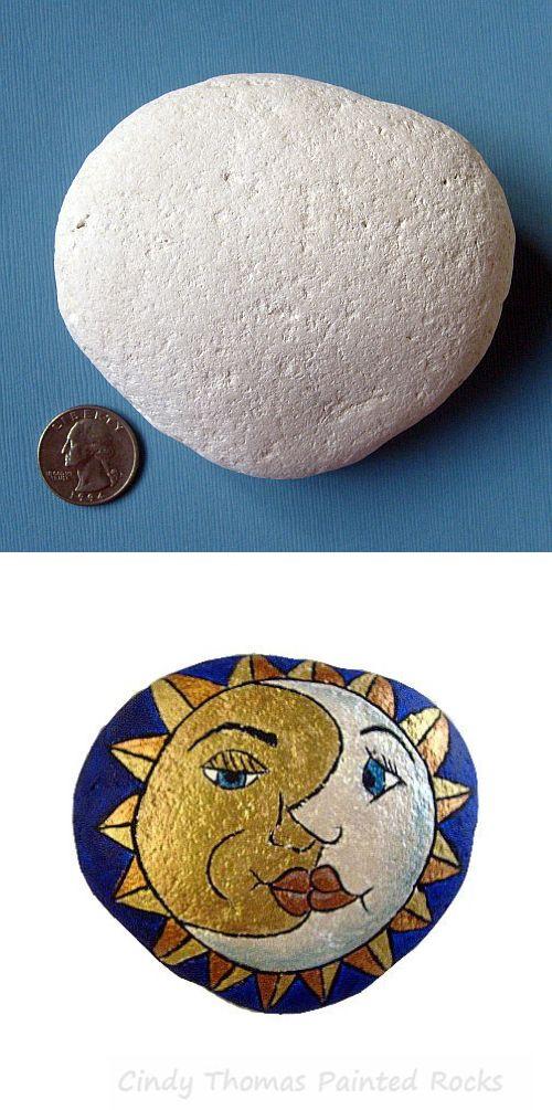 Painting Rock Amp Stone Animals Nativity Sets Amp More