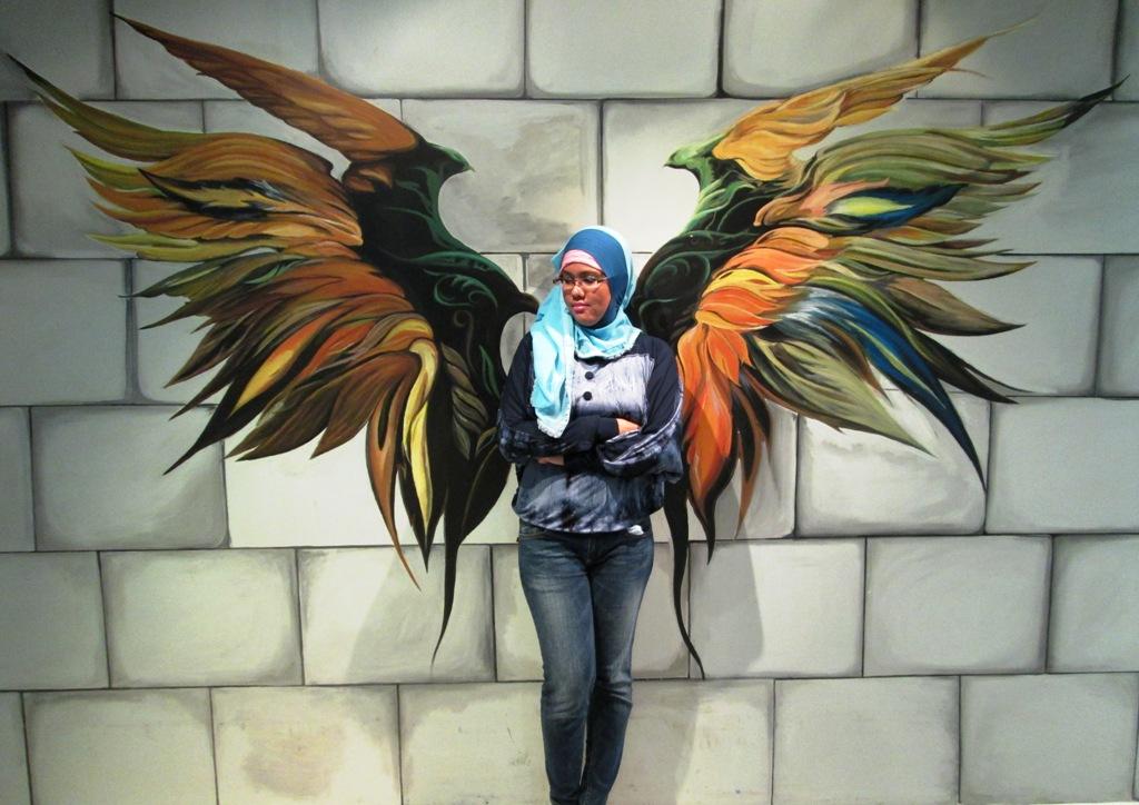 Jasa Lukisan Dinding 3d Call 0856 8503 437 Mural Cafe