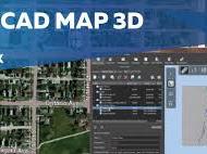 Download AutoCAD Map 3D 2017 full crack