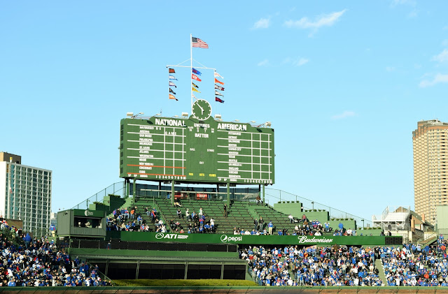 wrigley field, home opener, Cubs