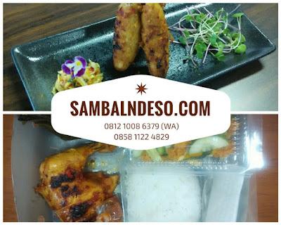 harga nasi box ayam goreng Tangerang Selatan